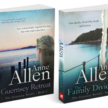 The Guersney Novels by Anne Allen
