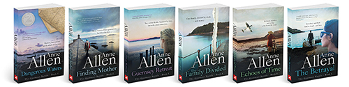 The Guernsey Novels by Anne Allen