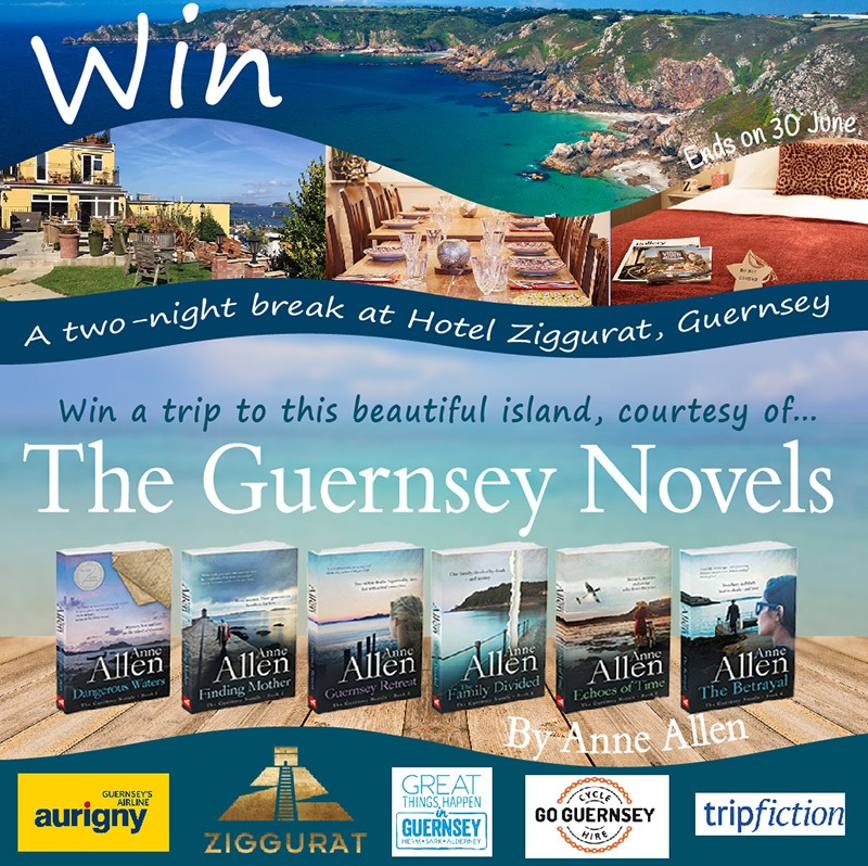Win a holiday to Guernsey and the Guernsey Novels