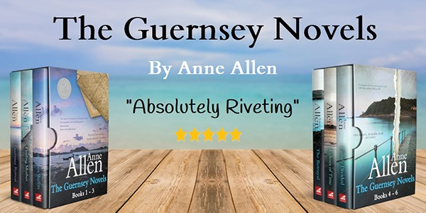 The Guernsey Novels - Boxsets - Absolutely Riveting