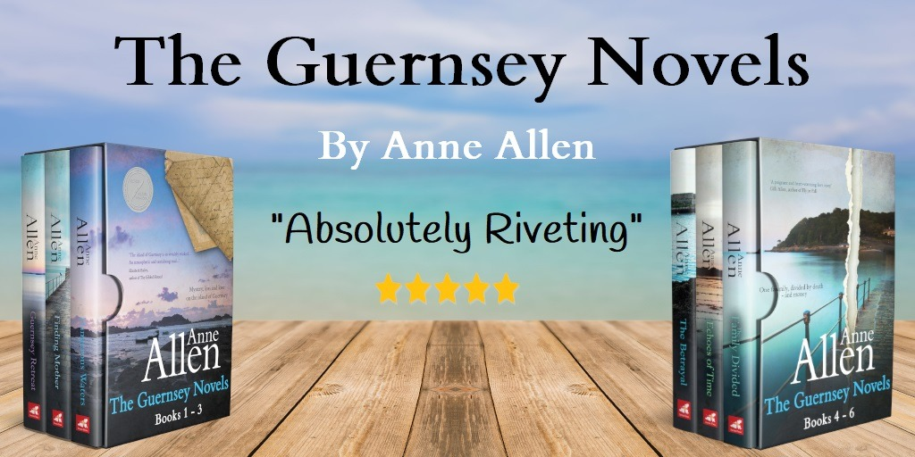 The Guernsey Novels - Boxsets