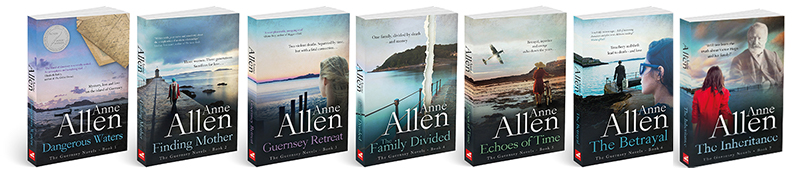 The Guernsey Novels